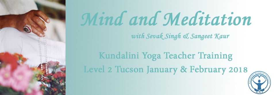 Level 2 Mind and Meditation Course at Yoga4All Tucson