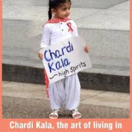 Chardi Kala Series with Adi Shakti