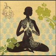 Yoga and Full Moon Meditation This Saturday