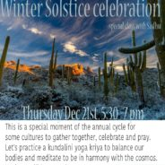 Winter Solstice Celebration with Sadhu Kaur